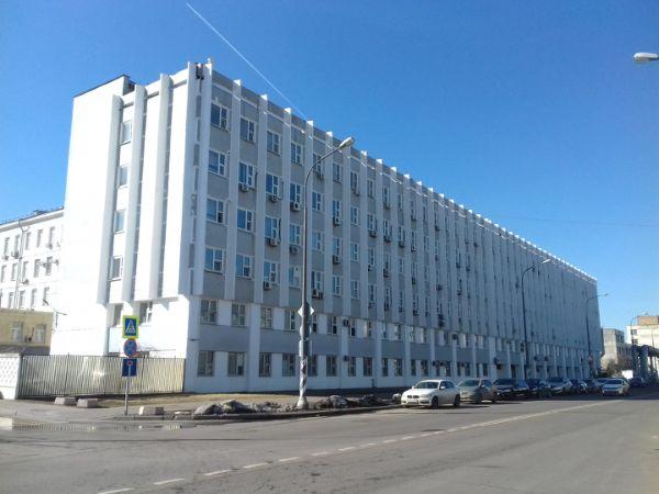 Административное здание на ул. Электродная, 10