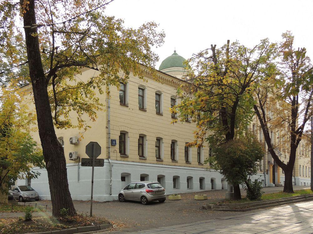 аренда помещений в БЦ Промтехаэро