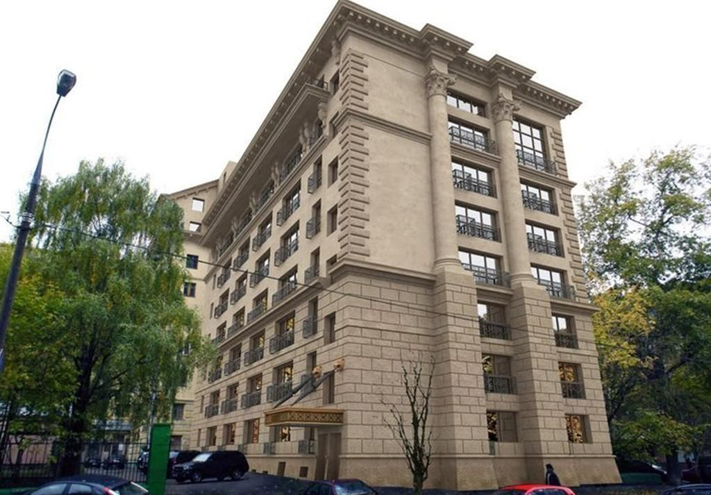 ЖК Manhattan House (Манхеттан Хаус)