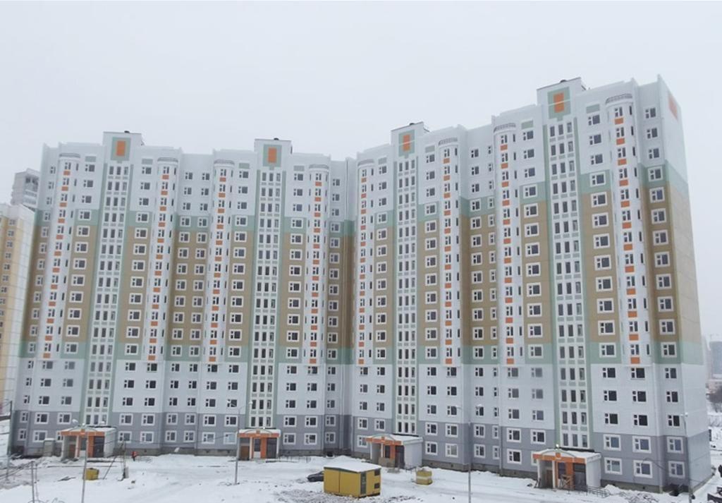 купить квартиру в ЖК Ново-Переделкино, ул. Лукинская