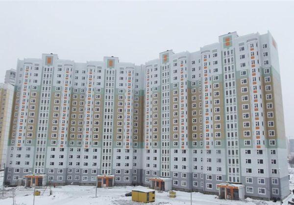 1-я Фотография ЖК «Ново-Переделкино, ул. Лукинская»