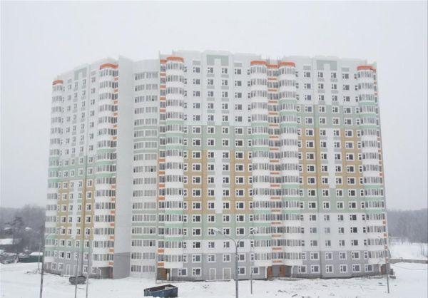 2-я Фотография ЖК «Ново-Переделкино, ул. Лукинская»