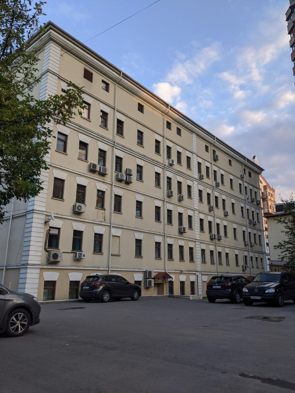 продажа помещений в БЦ на ул. 4-я Тверская-Ямская, 16к3