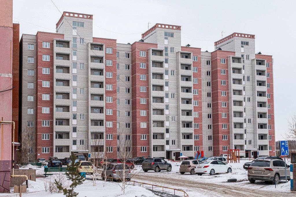 продажа квартир Дом на Менделеева, 44 к4