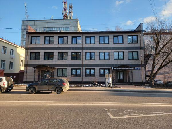Офисное здание на ул. Ткацкая, 48А