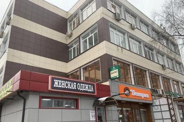 Торгово-офисный комплекс на ул. Профсоюзная, 37А