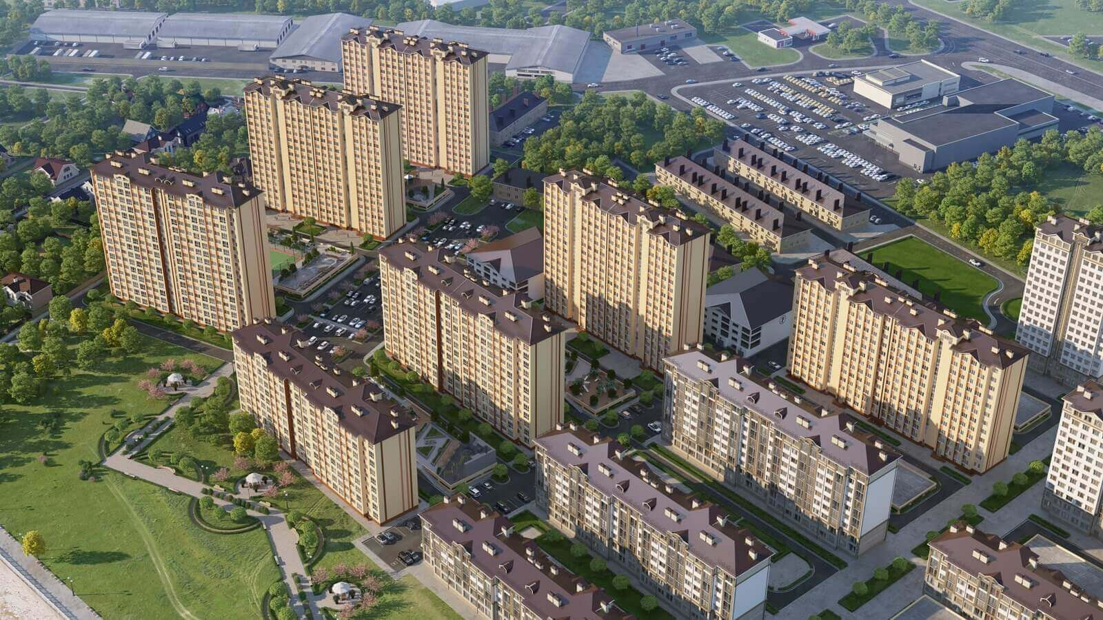 продажа квартир Мега-Победа