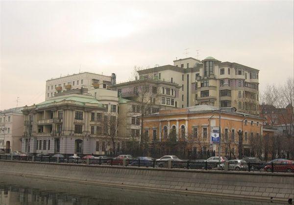 1-я Фотография ЖК «Дом на Озерковской»