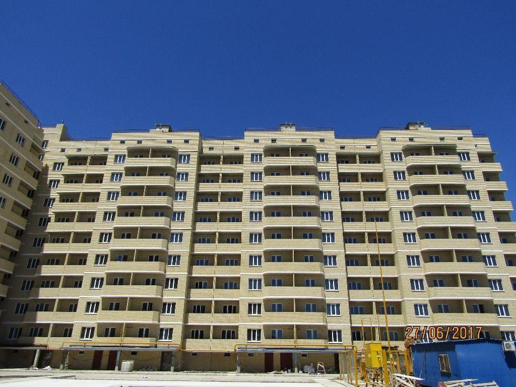 жилой комплекс ул. Бакинская, 92