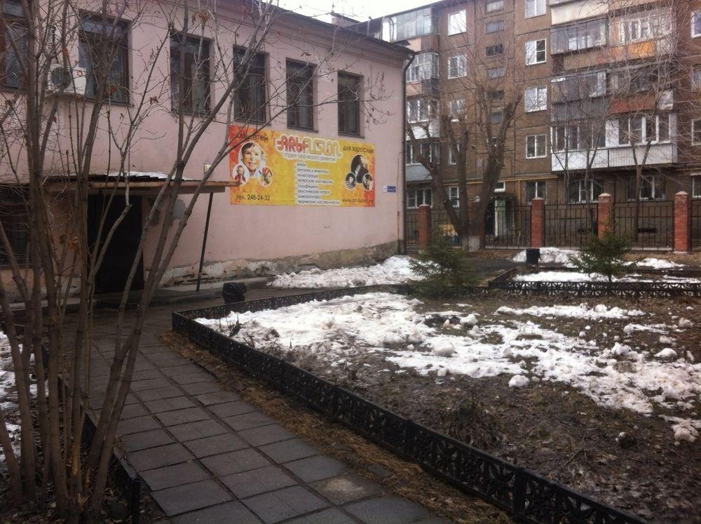 БЦ на ул. Ширшова, 11В
