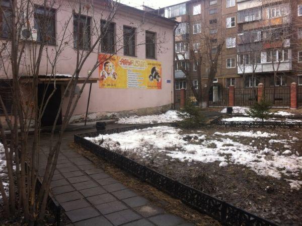 Отдельно стоящее здание на ул. Ширшова, 11В