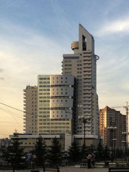 Торгово-деловой комплекс Первая Башня
