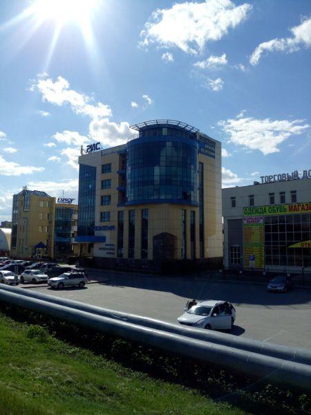 Бизнес-центр Соларис