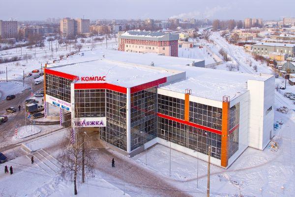 Торговый центр Компас