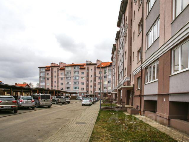 Продается однокомнатная квартира за 2 800 000 рублей. г Калининград, ул Глинки, д 1.