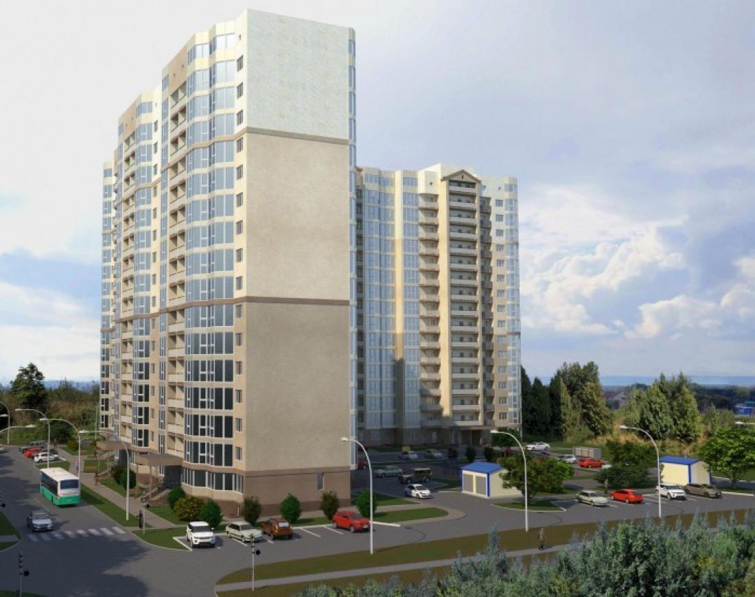 купить квартиру в ЖК Гагаринские Высоты