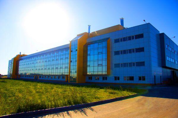 Логистический парк Пулково