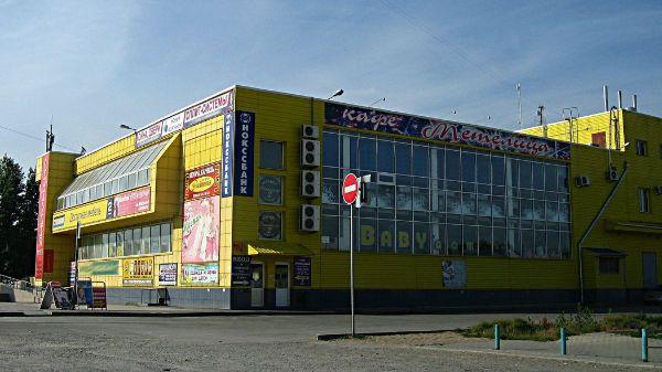 Торговый центр Волжский пассаж