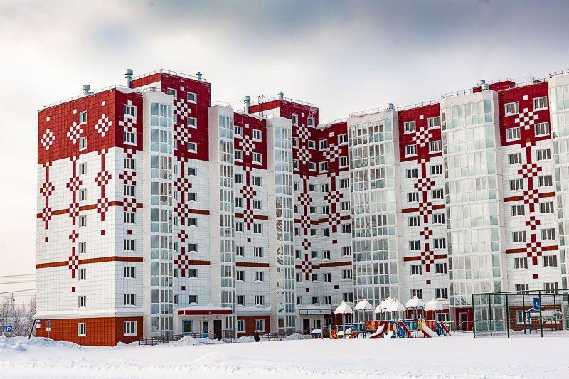 ЖК Сургутский