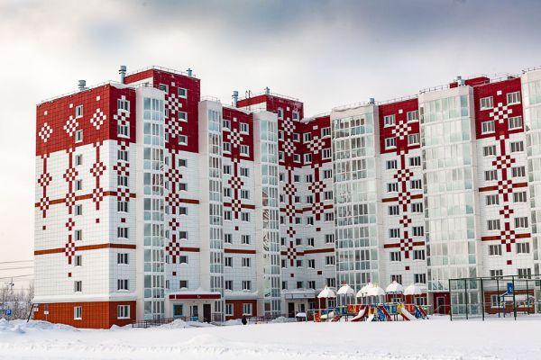 1-я Фотография ЖК «Сургутский»