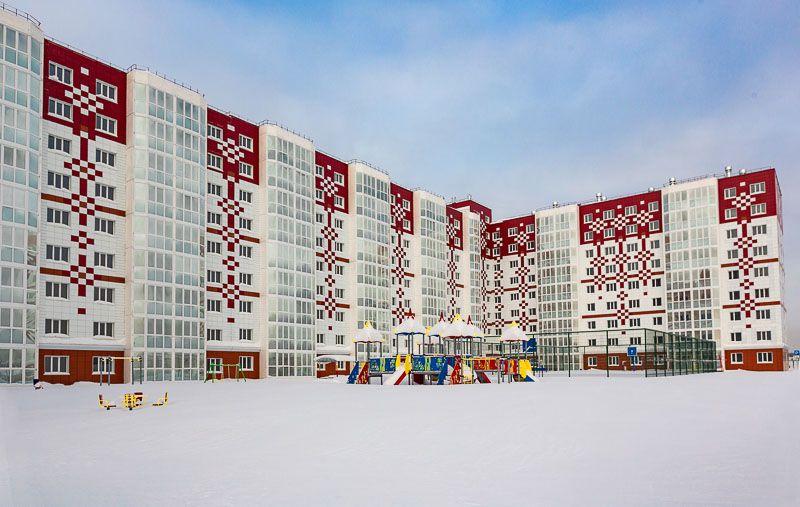 купить квартиру в ЖК Сургутский