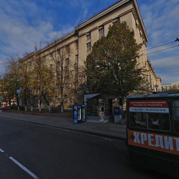 Офисное здание на Красной площади, 8
