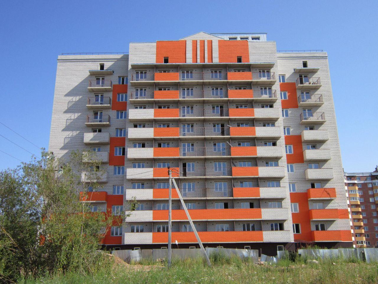 жилой комплекс Морковь