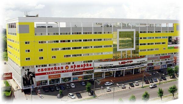Торгово-развлекательный центр Тимошковых