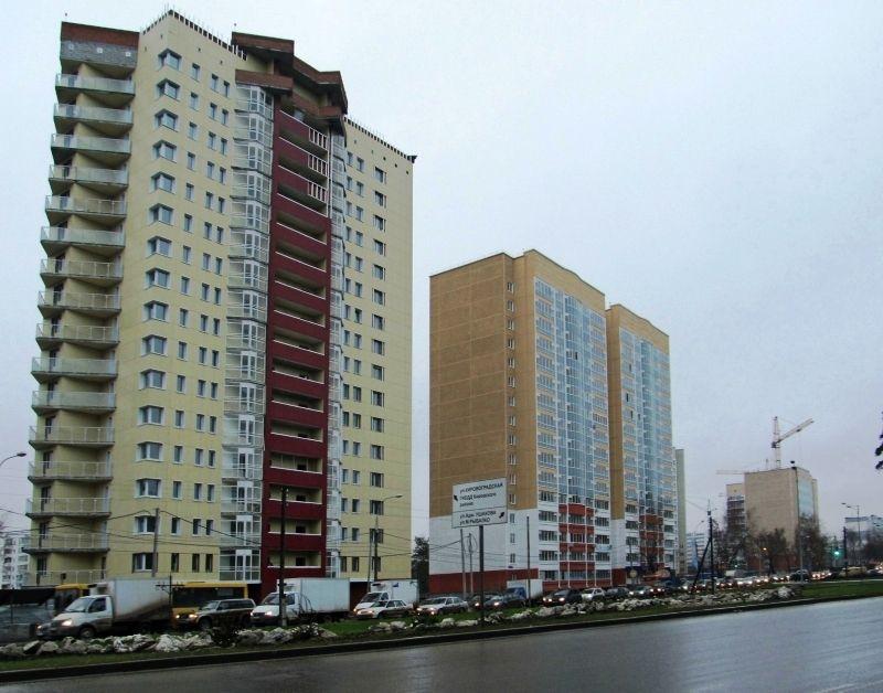 фото ЖК Байкал