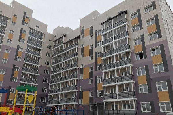 3-я Фотография ЖК «дом 3-4, 203 микрорайон (2 очередь)»
