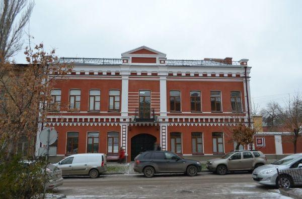 Офисное здание на ул. Волгодонская, 7