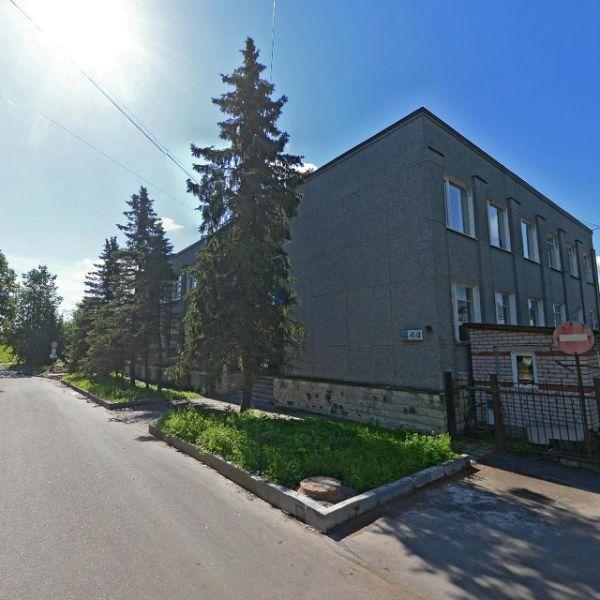 Бизнес-центр на ул. Рогатица, 44