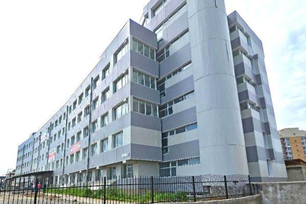 Бизнес-центр на ул. Пискунова, 160