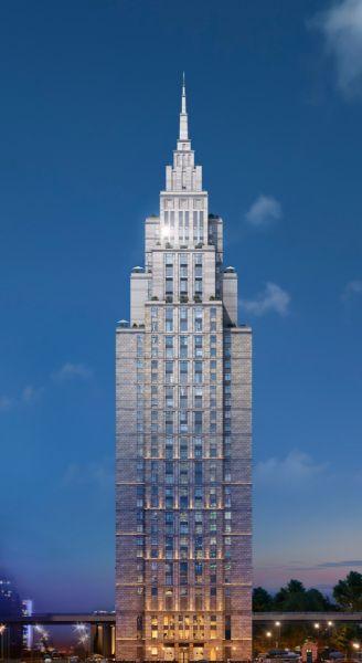 15-я Фотография ЖК «Комплекс апартаментов Alcon Tower (Алкон Тауэр)»