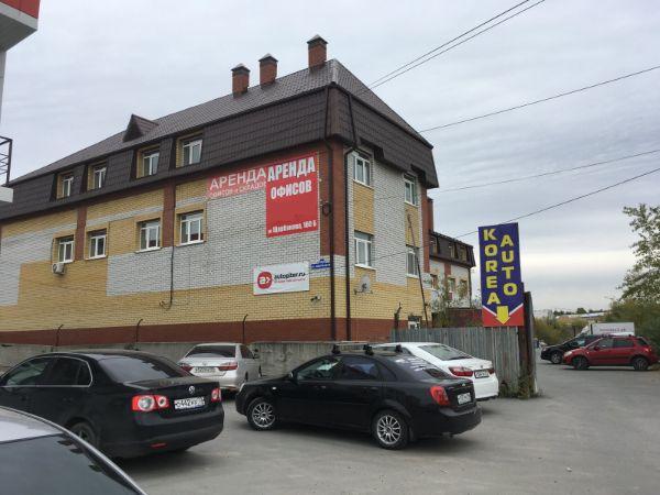 Отдельно стоящее здание на ул. Щербакова, 160Б