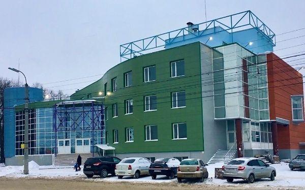 Бизнес-центр на ул. Мервинская, 2Б