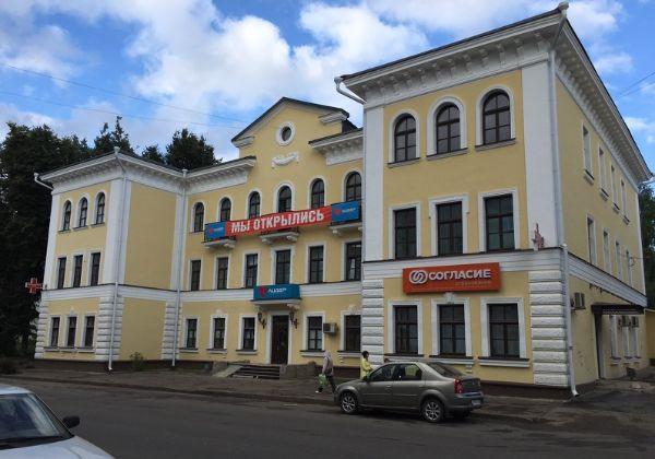 Офисный центр на ул. Советская, 52