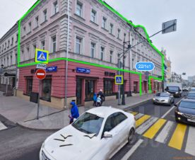 Помещение для персонала Сретенка улица арендовать офис Украинский бульвар
