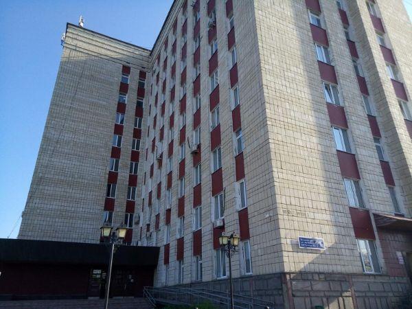 Бизнес-центр на ул. Ахтямова, 1