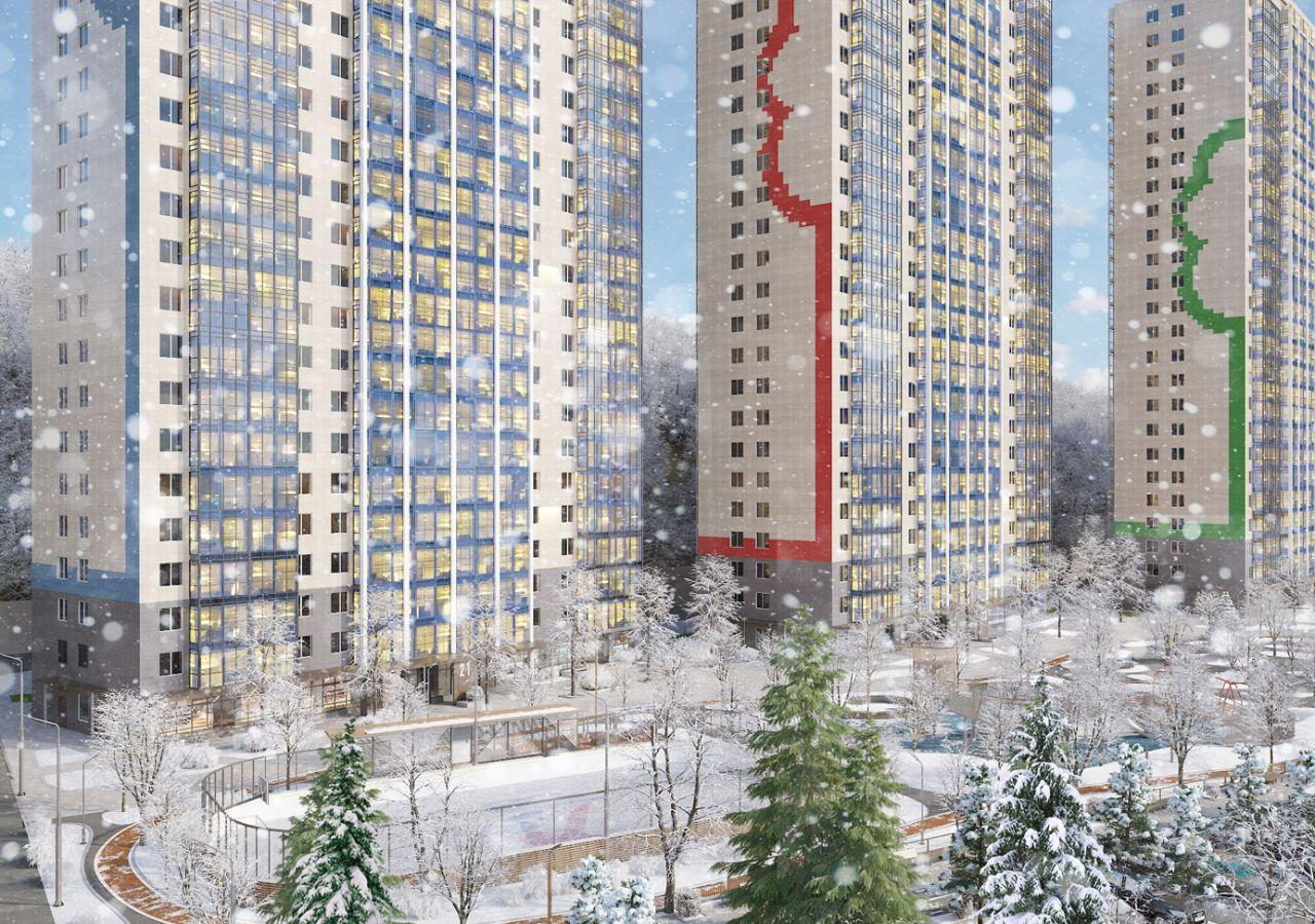 купить квартиру в ЖК Зелёный бульвар