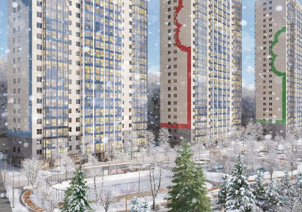 1-я Фотография ЖК «Зелёный бульвар»