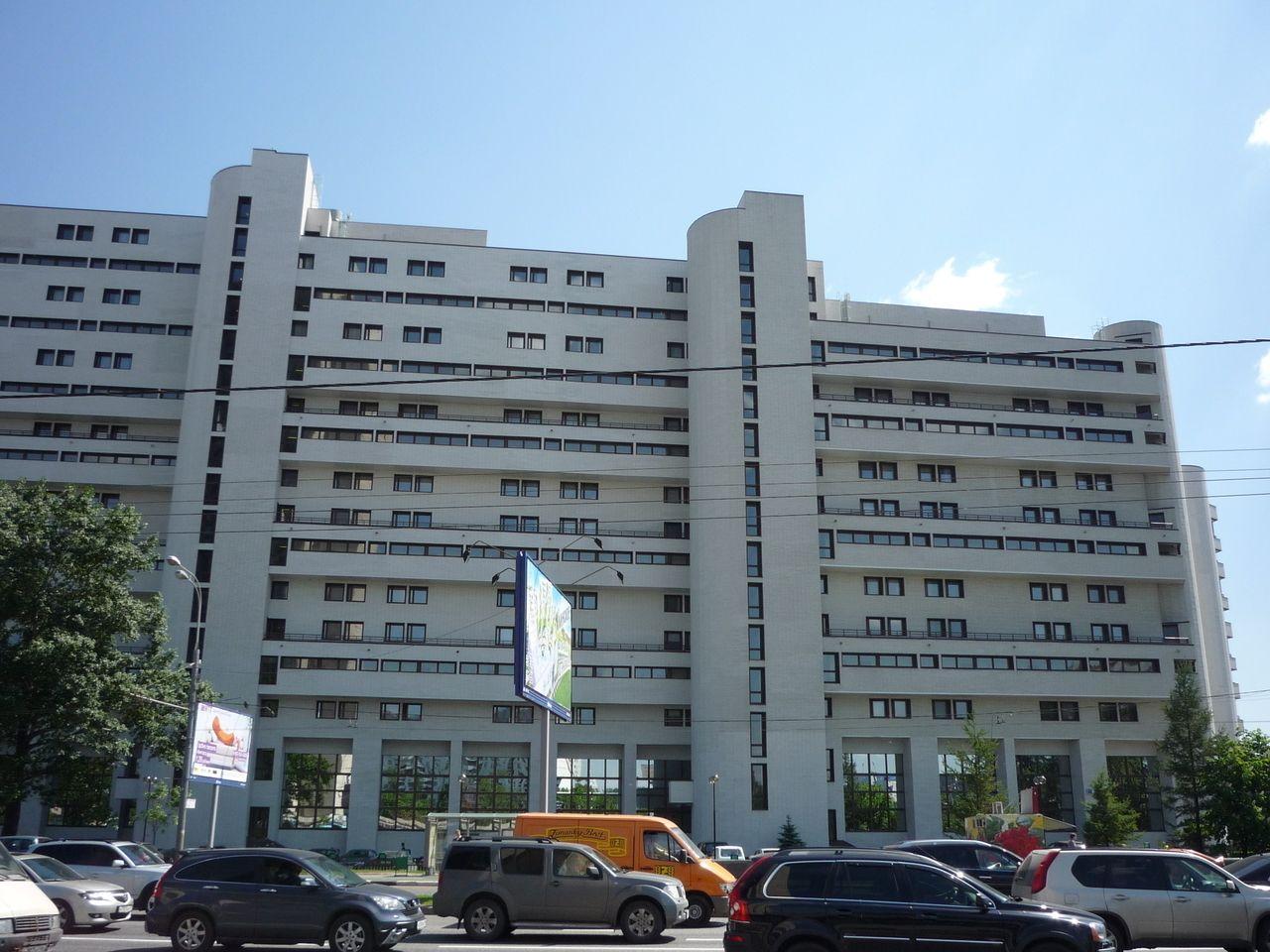 Парк плейс, аренда офисов коммерческая недвижимость зип