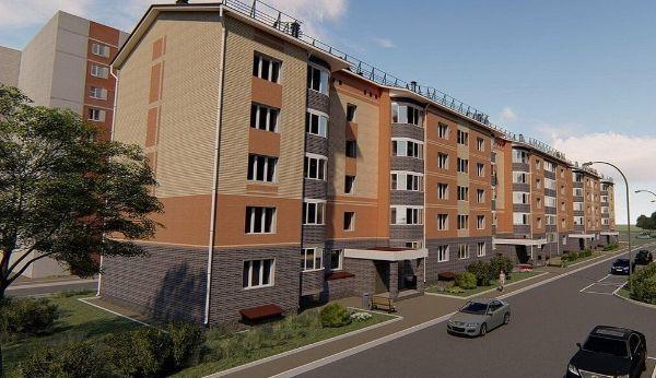 1-я Фотография ЖК «Пять этажей»