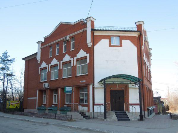 Офисное здание на ул. Введенская, 126
