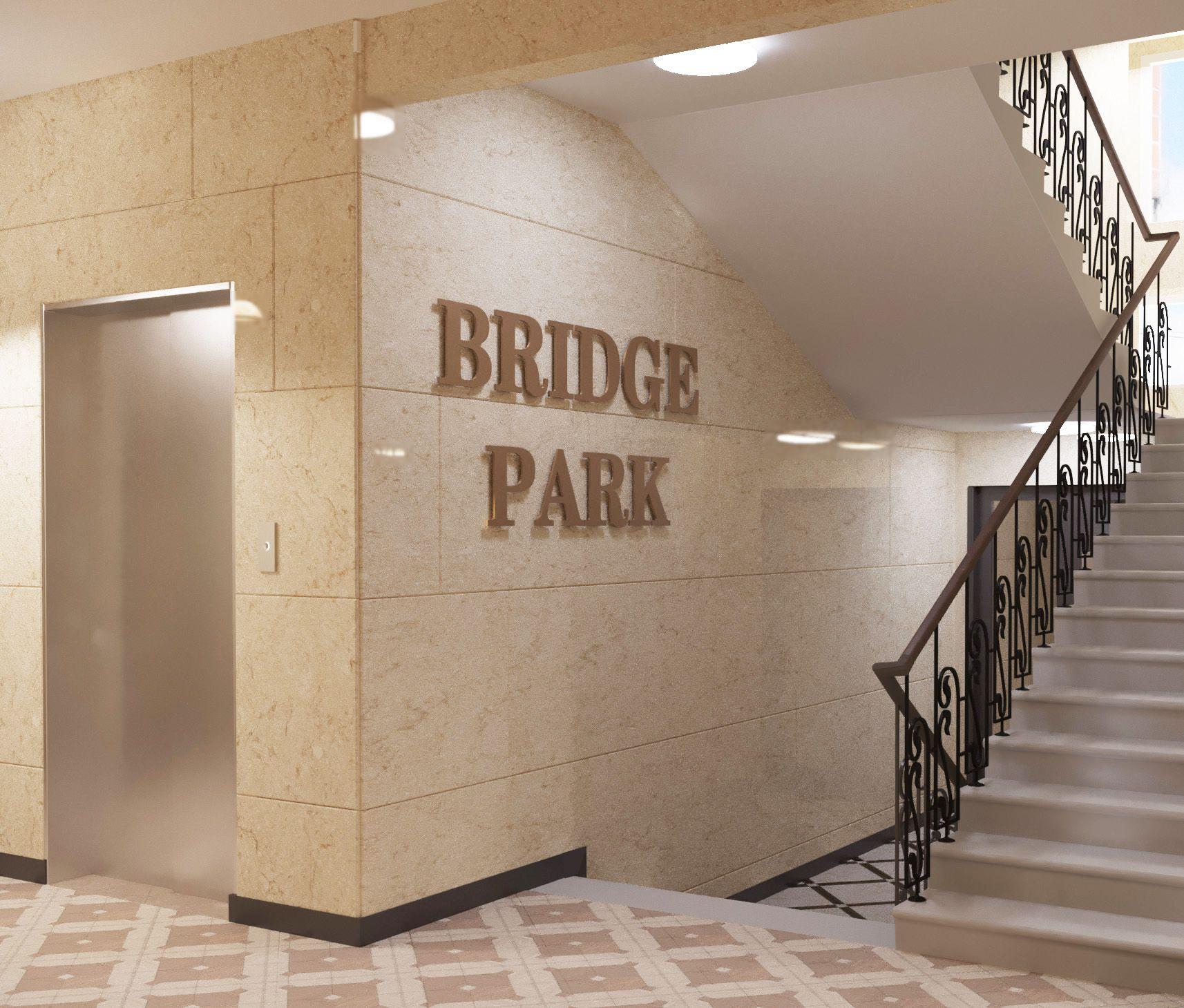 купить квартиру в ЖК Bridge park (Бридж парк)