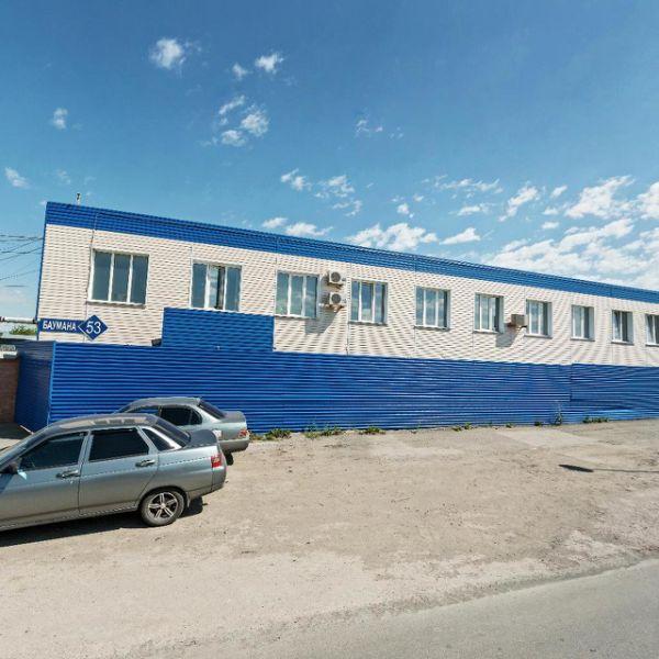 Производственно-складской комплекс на ул. Баумана, 53