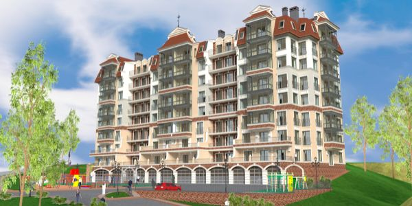 2-я Фотография ЖК «по ул. Комсомольская 14-16»