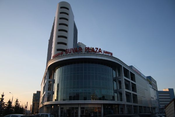 Торгово-офисный комплекс Suvar Plaza (Сувар Плаза)