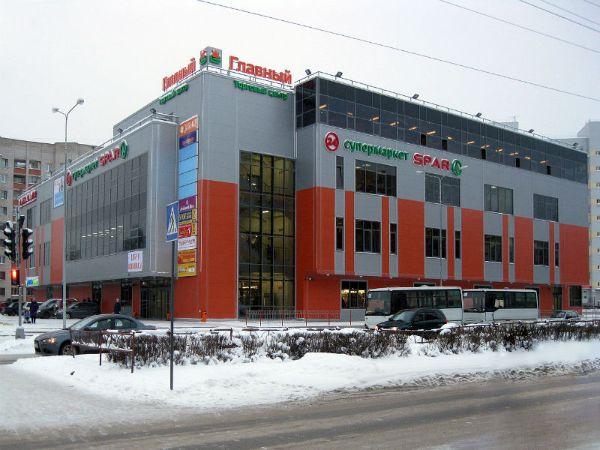Торговый центр Главный