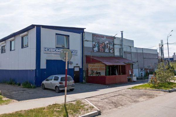 Производственно-складской комплекс на ул. Кузоваткина, 12